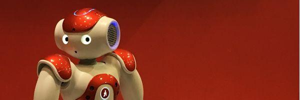 人型ロボット「NAO(ナオ)」
