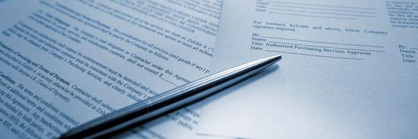 シンジケート・ローンにおける標準契約書