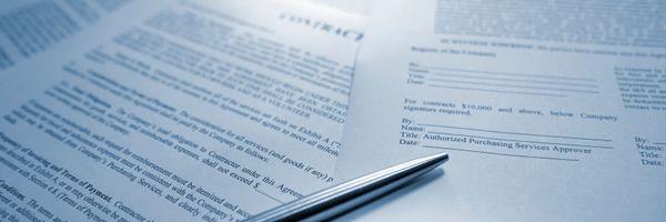 銀行代理業に該当するか - ①契約内容