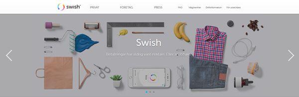 スウェーデンのP2P送金サービス:Swish