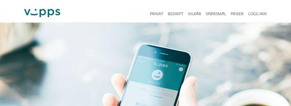 ノルウェーのP2P送金サービス:Vipps