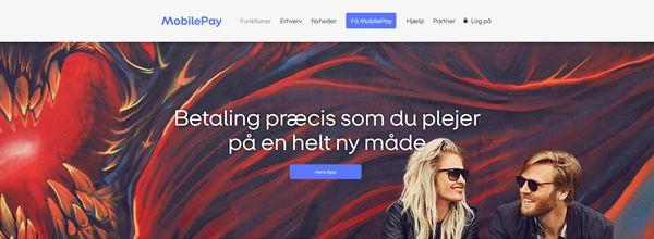 デンマークのP2P送金サービス:MobilePay
