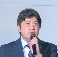 前田 康二郎 氏