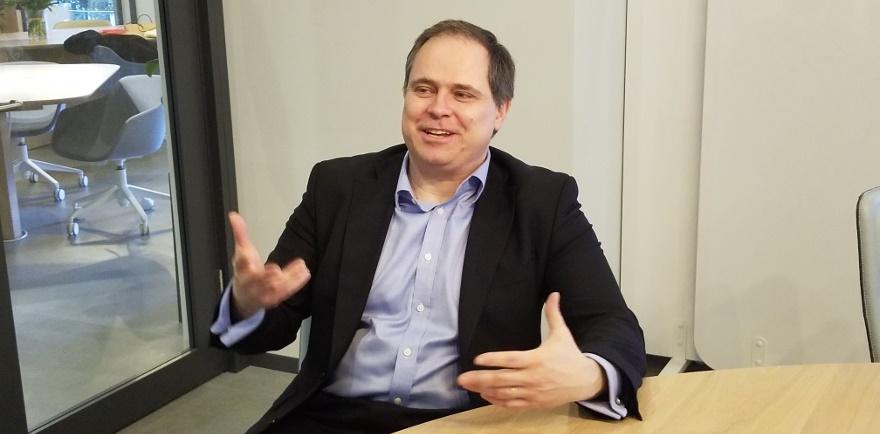 RPA業界大手UiPath社のCRO(チーフ・ロボティクス・オフィサー)に聞く~今後のRPAの可能性~